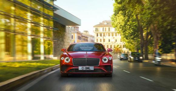 Naujasis Continental GT
