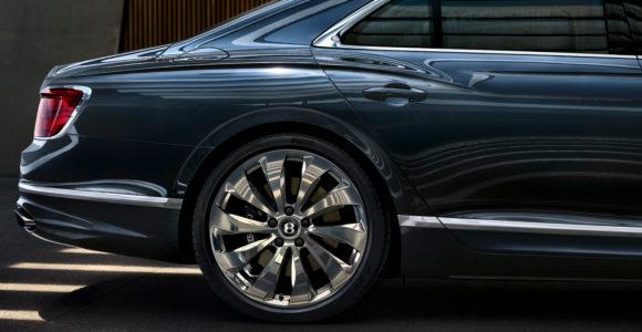 Bentley Flying Spur ratai